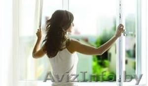 Окна ПВХ. Балконные рамы.Профессиональный монтаж.Рассрочка на 6 месяцев - Изображение #4, Объявление #1224778