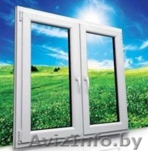 Окна ПВХ. Дери металлические, изделия ПВХ Рассрочка.Качество - Изображение #1, Объявление #1263898