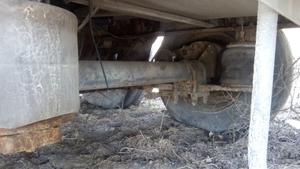 Полуприцеп платформа тентовая SAMRO - Изображение #8, Объявление #1653264