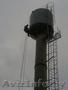 Покраска и сварка водонапорных башен методами промышленного альпинизма.