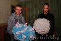 Букеты из мягких игрушек к выписке из Роддома и любому празднику в Сморгони