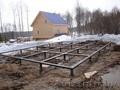 Свайно-винтовой Фундамент установка в Сморгонском районе